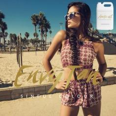 Addiction 10% DHA Medium Sunless Tanning Solution by EnvyTan